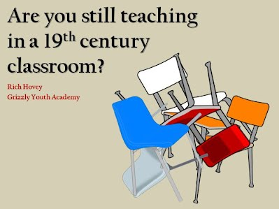 http://www.slideshare.net/mrhovey/classroom-design-an-exploration